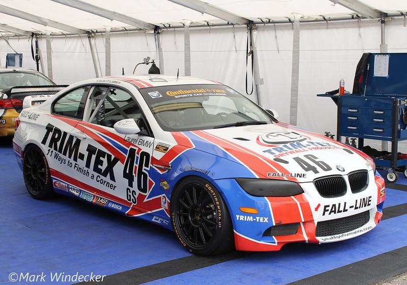GS-Fall-Line Motorsport BMW M3