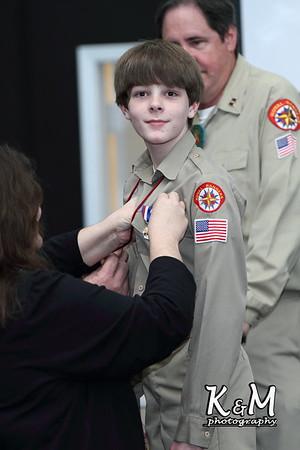 2011-02-27 Royal Rangers Award Ceremony