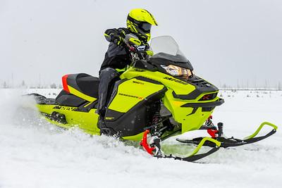 2020 Ski-doo Renegade X 900 Ace Turbo