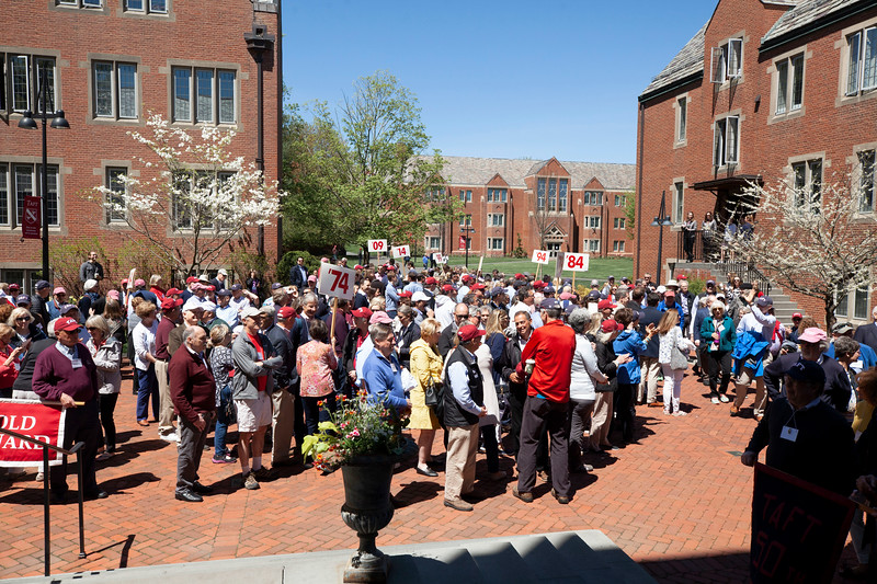 Alumni Parade