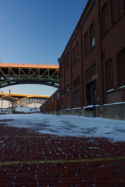 Cleveland Bridges, Feb 2014