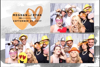 Ryan & Meghan's Wedding Photo Booth