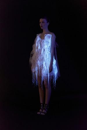 L'intangible en tant que matière _ Créations vestimentaires de Ying Gao_Oeuvres_1314