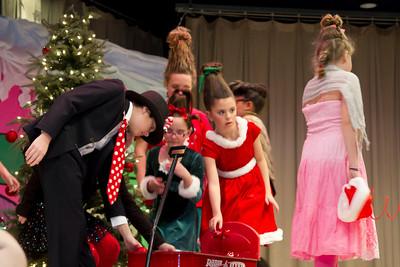 St Leonard Christmas Play