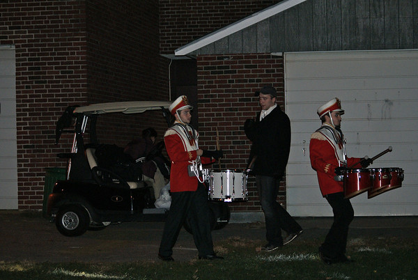 Millis High Band, Josh and Travis