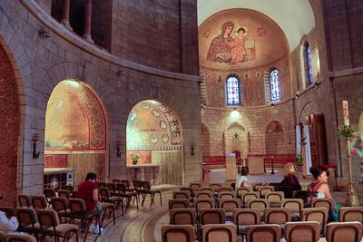 Jerusalem - Dormition Abbey