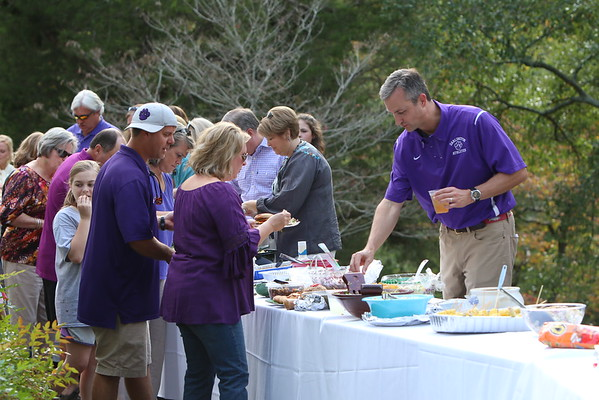 Legacy Family Tiger Tailgate 10 Oct 2014