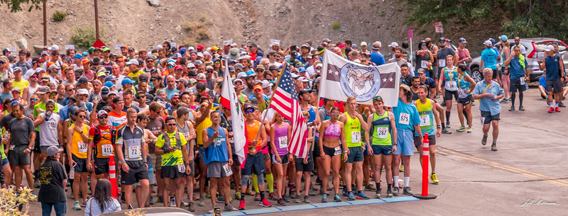 2019 Mt. Baldy Run To The Top