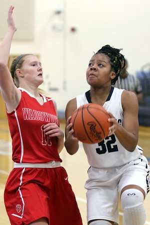 Girls BBall - Wadsworth v Twinsburg