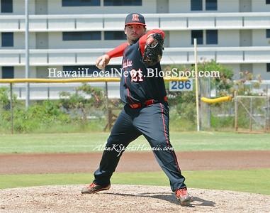 """03-31-12  Kahuku HS """"vs"""" MOHS Varsity Boys Baseball (4-18) Game #2 edit"""