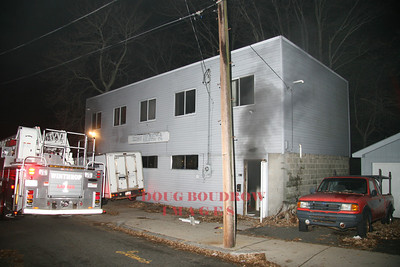 Winthrop, MA - Working Fire, 17 Sea View Ave, 12-1-08