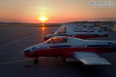 Waterloo Airshow 2014