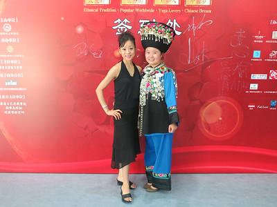 2014 08.23 China Yoga  Conference