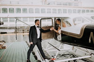 Seattle Lakeshore Wedding | Johnna and Will | Seattle Wedding Photographer