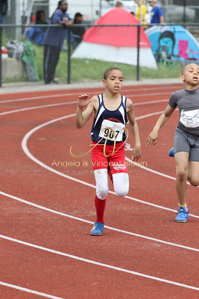 Dev4: 9 -10 Boys 400m