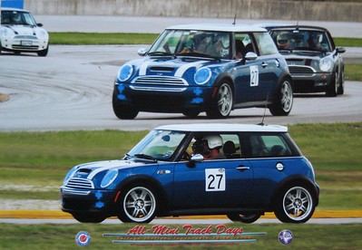 All MINI Track Day July 2005