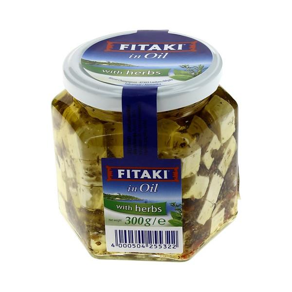 KÄSEREI FITAKI 300g maitsetaimedega pehme juust:(520799)