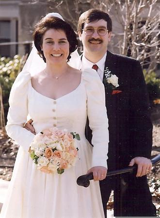 Pat and Susan Affholter wedding