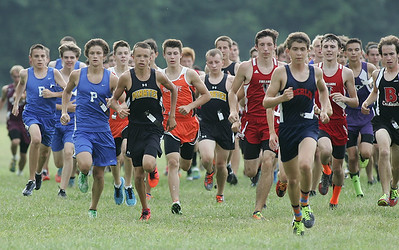 2014 Cross Country PAC Icebreaker