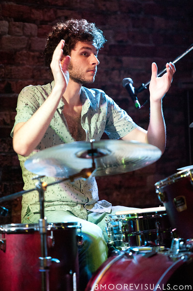 Alexander and the Grapes perform at Orpheum in Ybor City, Tampa, Florida on June 13, 2010.