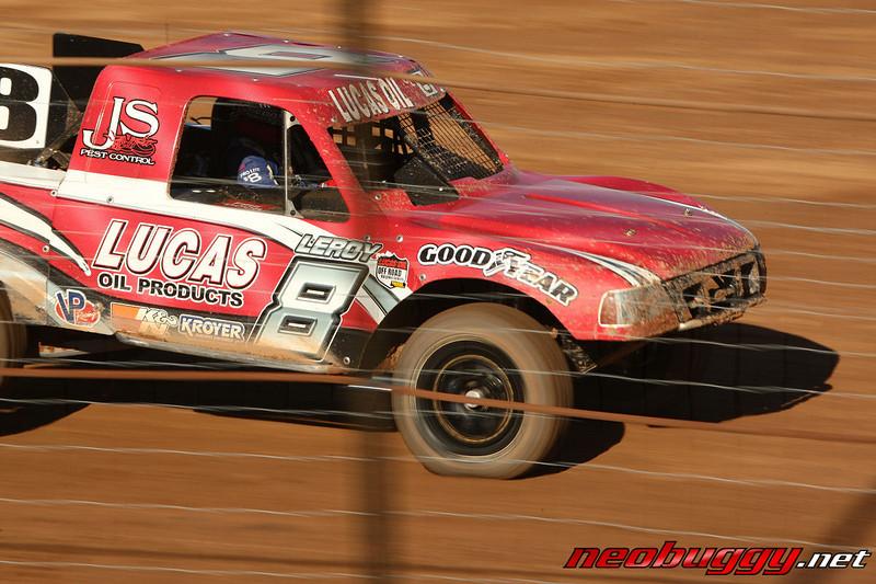 2009 Nitrocross - Friday Truck Quali
