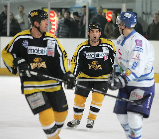 Blaze v Newcastle Vipers - 12/02/2006