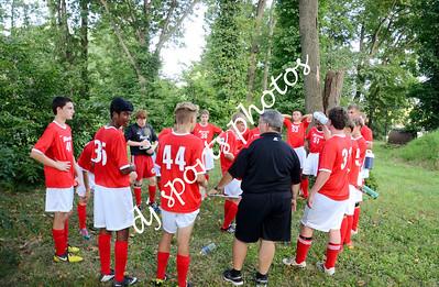 Manual vs Male Boys Soccer JV