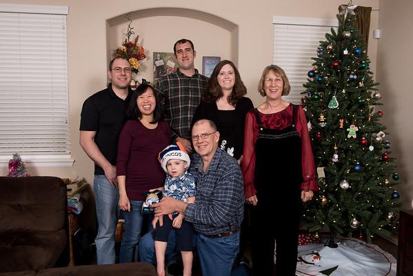 20141225 Family Christmas