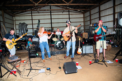 Bands in the Barn