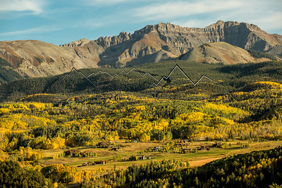 Fall Color in the San Juans, CO