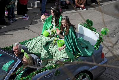 St. Patrick's Day Parade - East Dundee - March 12, 2016