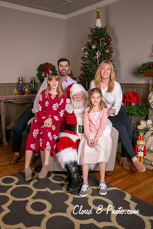 Chickering Santa 2019 - All Photos