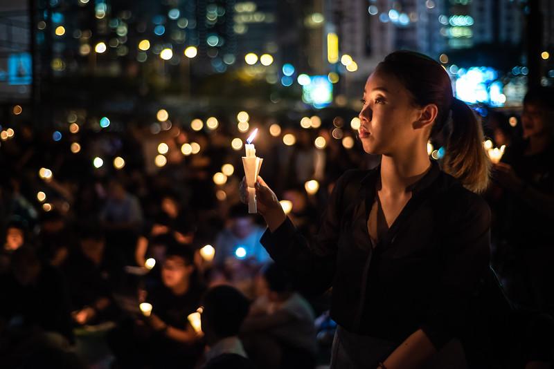 30th Anniversary of the Tiananmen Massacre.