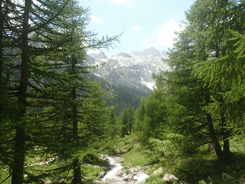 Val Valasco above Valdieri