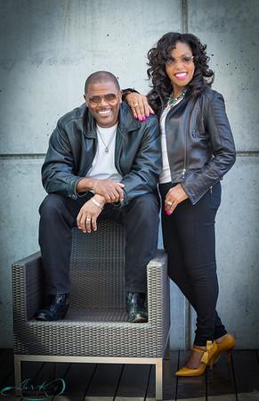 Mr. & Mrs. Carroll 35TH Anniversary Shoot