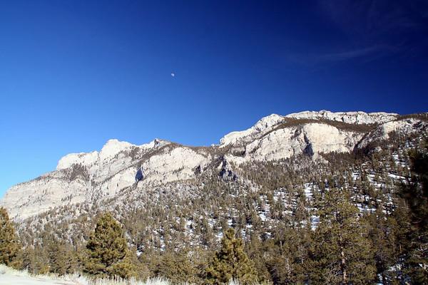 2006 Feb Mt Charleston, Las Vegas,