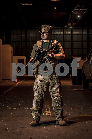 March 7th, 2015 Combat Portraits