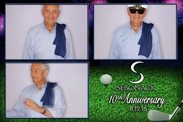 Sebonack Golf Club 10th Anniversary