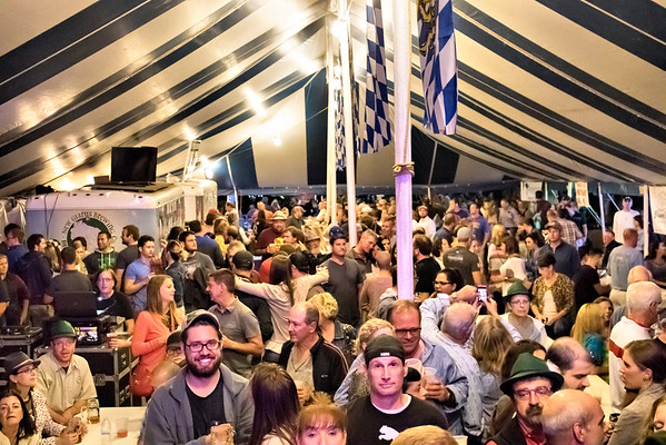 2016 Oktoberfest in New Glarus