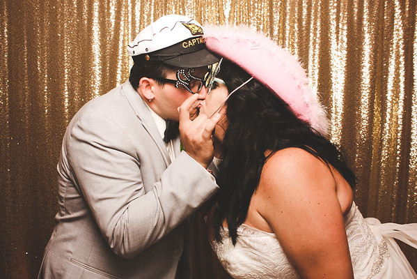 Ali + Dule Photo Booth
