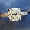 .81ct Old European Cut Diamond in Brian Gavin Setting 19