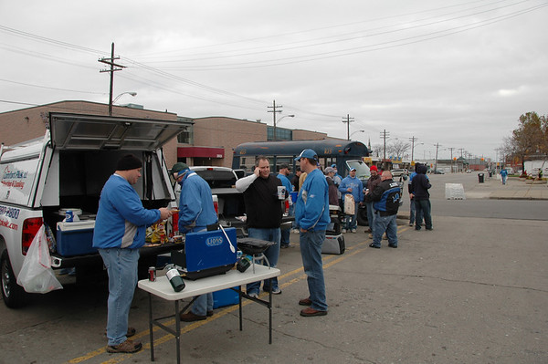 lions tailgate 110109