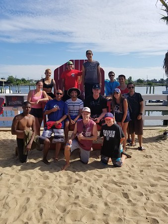 2018-07-31 Staff Trip