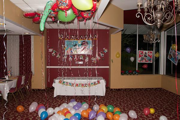 Punya's 3rd Birthday Party