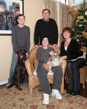 Portraits, Dec '08