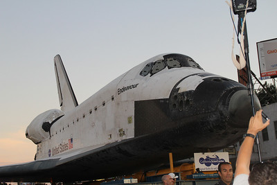 2012 Oct 13 Shuttle Endeavor