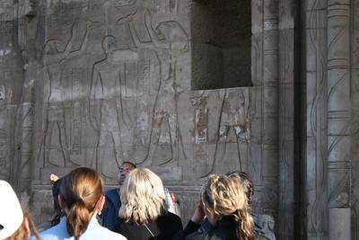 Kom Ombo Temple Egypt - December 2007