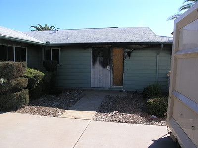 FIRE RESTORATION - SUN CITY