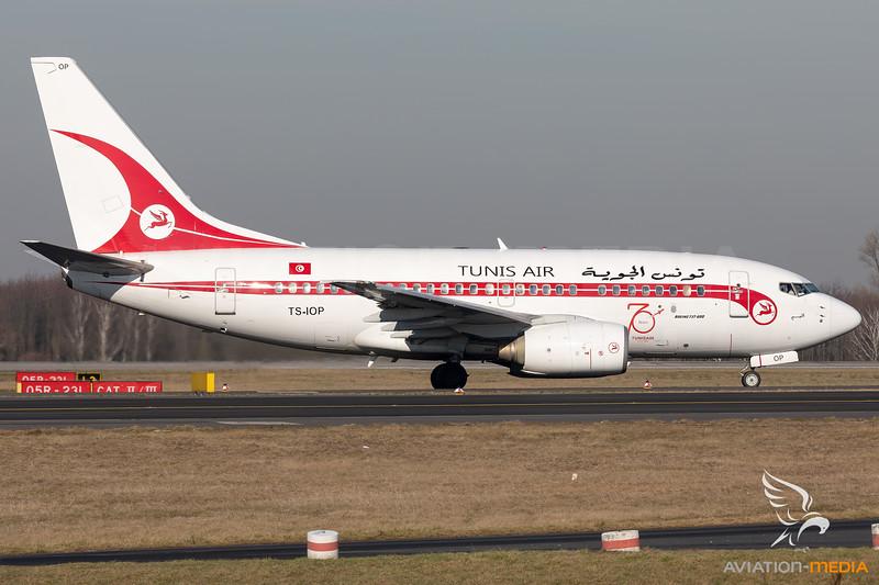 Tunisair Retro Livery