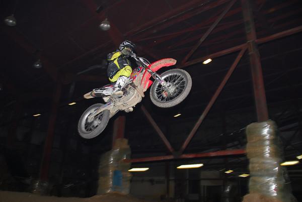 Indoor Motocross Practice 3/11/14